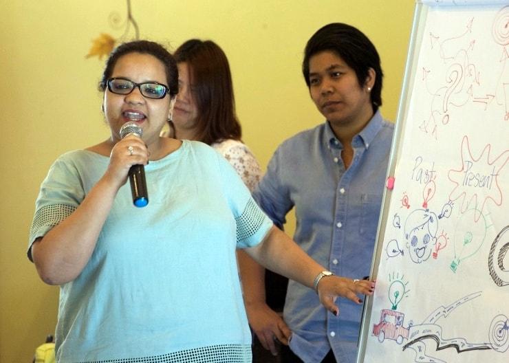 presentation bangkok training