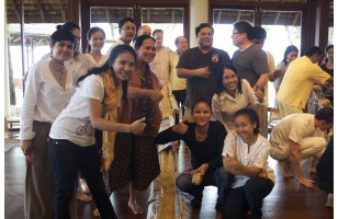 Ramp Team Building Bangkok Thailand