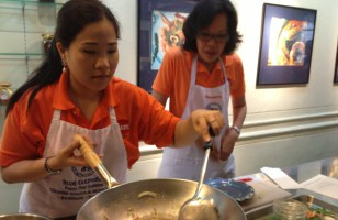 cooking team building bangkok thailand