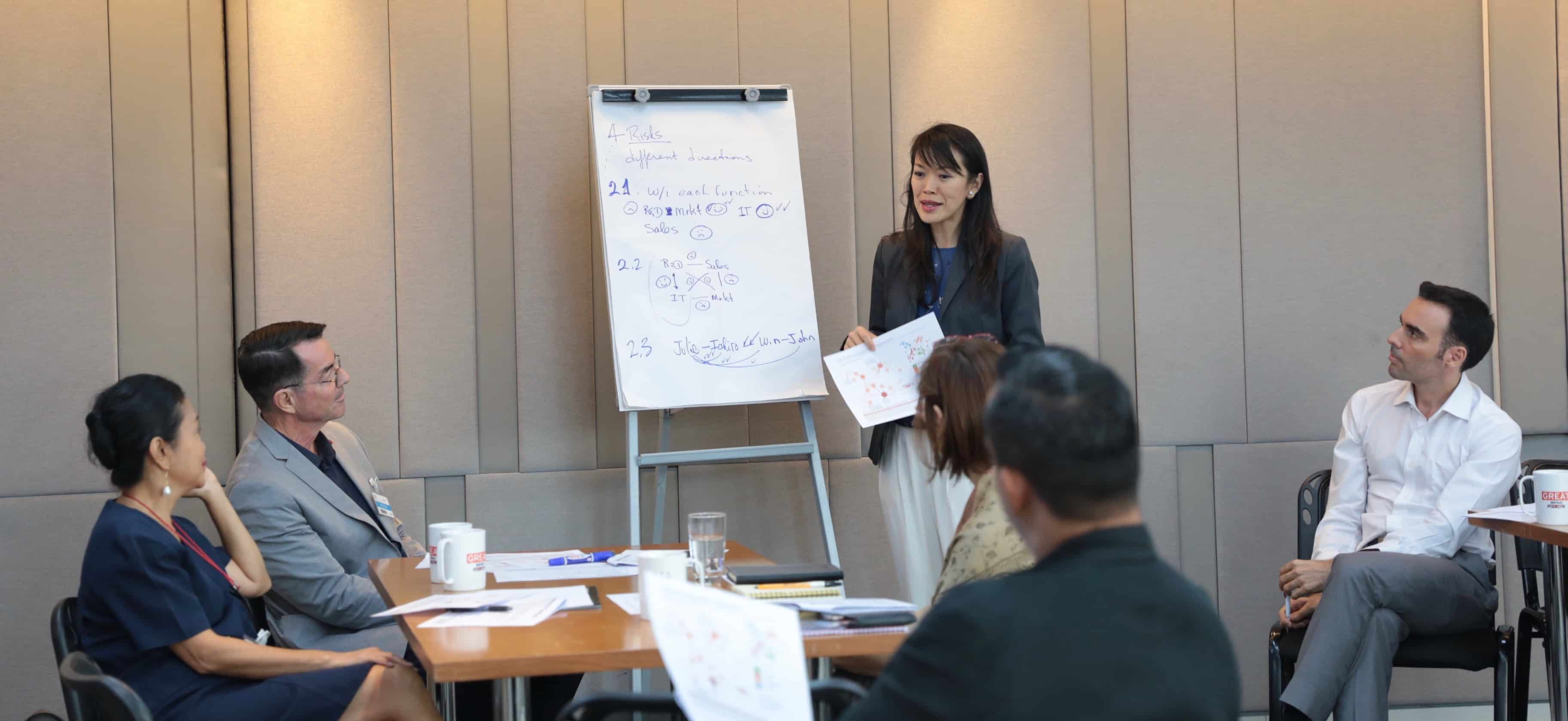sonar workshop in Bangkok Thailand